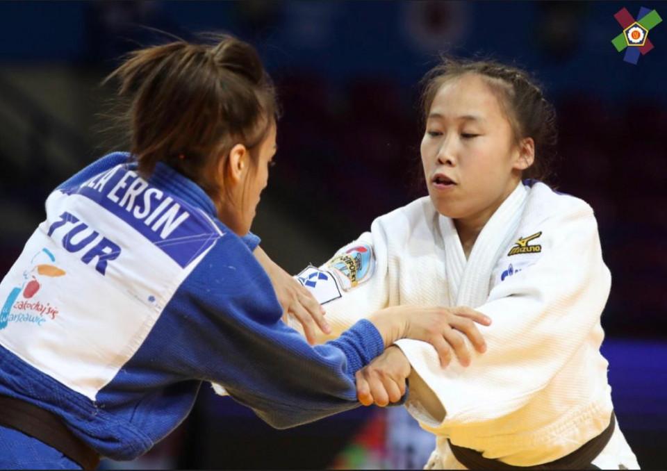 Якутянка стала бронзовым призёром первенства Европы по дзюдо