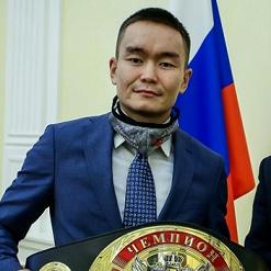 Василий Михайлович Егоров